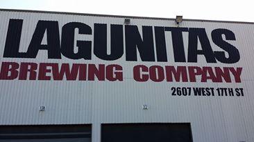 Laguintas Brewing Company tour